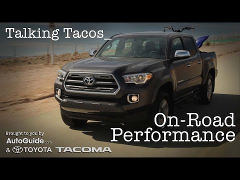 2016 Toyota Tacoma: Current Owners Talk About How the new Truck Drives On-Road