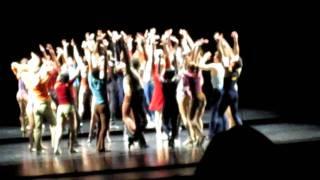 """Gimme The Ball: Montage: Part 4 from """"A Chorus Line"""" featuring Anthony Wayne as Richie Walters"""