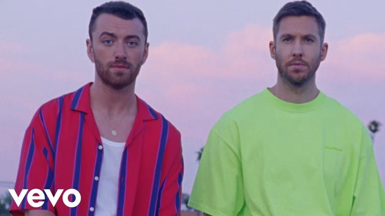 Calvin Harris, Sam Smith — Promises