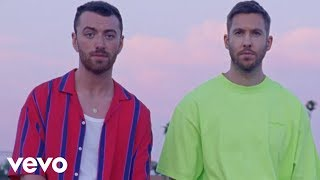 Calvin Harris Ft Sam Smith - Hi: Promises video