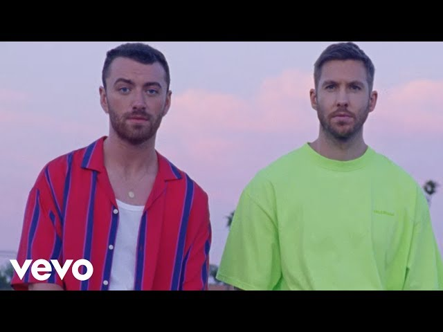 Promises (feat. Sam Smith) - CALVIN HARRIS