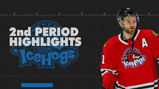 Monsters vs. IceHogs | Feb. 22, 2021