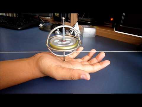 El Giroscopio : unas propiedades curiosas