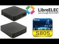 Video for mx plus tv box libreelec