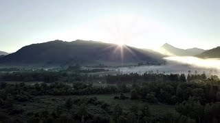 Утренний  Алтай