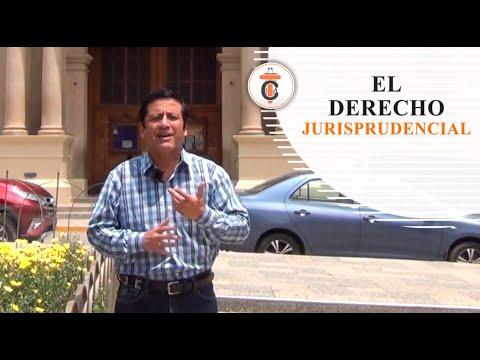 EL DERECHO JURISPRUDENCIAL - Tribuna Constitucional 85 - Guido Aguila Grados
