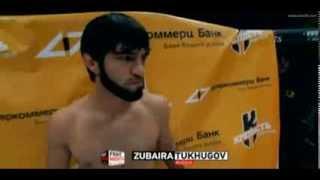 Зубайра Тухугов vs  Васо Бакоцевич