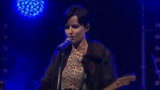 Dolores O'Riordan - Limerick City of Culture NYE Concert 2013