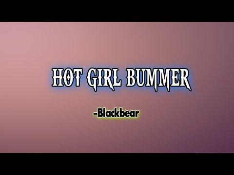 Blackbear - hot girl bummer (Lyrics) | Dodo lyrics