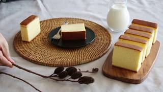 쌀 카스테라, 카스테라 만들기  - Rice castella, how to make castella, カステラの作り方, 米粉カステラ