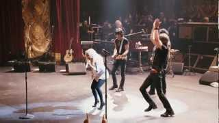 The Rolling Stones and Christina Aguilera - 'Live with Me' (Live)