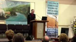 Endtime Events With Pastor Tim Saxton - White Horse Media
