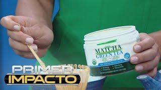 ¿Sabes Lo Que Es El Té Matcha? Estos Son Sus Beneficios Y Cómo Debes Prepararlo