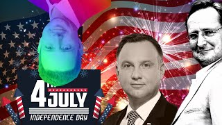 SDZ66/2 Cejrowski: pomysł na debatę prezydencką i fajerwerki SDZ2020/07/06 Radio WNET