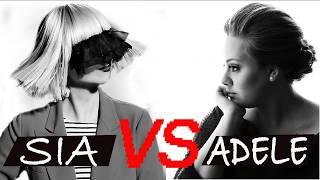 SIA ADELE Greatest Hits Full Album    Best Songs Of SIA, Adele 2018