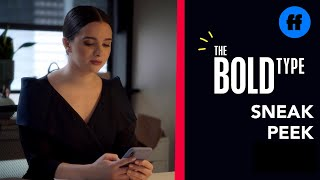 The Bold Type   Season 4 episode 15   Sneak Peek 1 : Jane Worries About Sutton (VO)