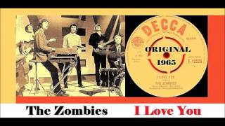 The Zombies - I Love You (Vinyl)
