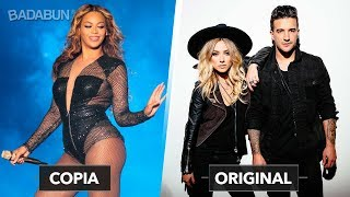 9 Canciones famosas que en realidad son copias