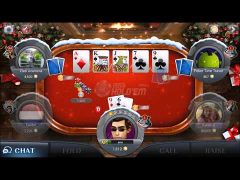 Live Hold'em Pro - Mobile Game - Gameplay - Poker App - Android - iPhone