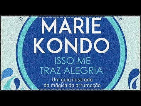 POISON BOOKS || Isso Me Traz Alegria (Marie Kondo) [P1]