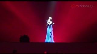 Rona Nishliu - Suus - 3D - Eurovision Song Contest - Albania 2012 - Semi-final 1