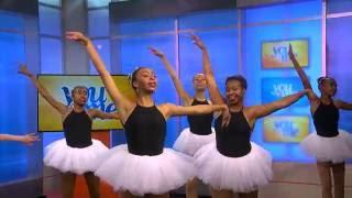 Meet The Viral Hip-Hop Ballet Performers