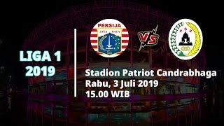 Live Streaming Liga 1 2019 Persija Jakarta Vs PSS Sleman, Rabu (3/7) Pukul 15.00 WIB