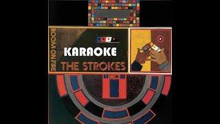 Between Love and Hate - The Strokes (Karaoke)