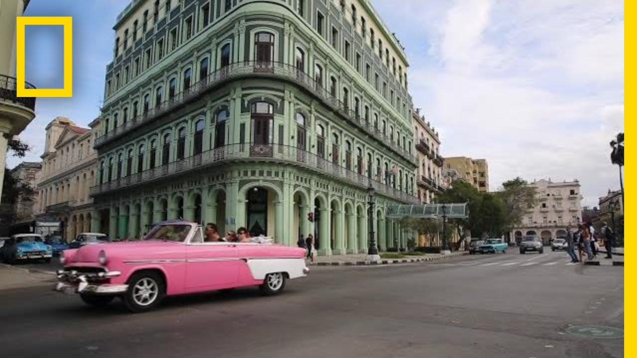 Journey Into Old Havana's Vibrant History   National Geographic thumbnail