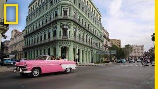 Journey Into Old Havana