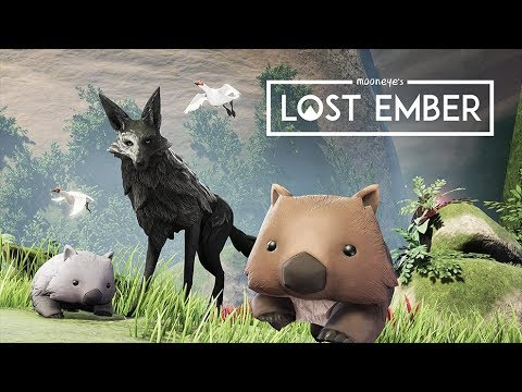 Lost Ember : We have a date! Lost Ember - Release Announcement Trailer