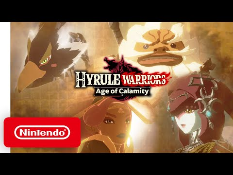 Hyrule Warriors Age Of Calamity Unjuk Gameplay Perdana Gamebrott Com