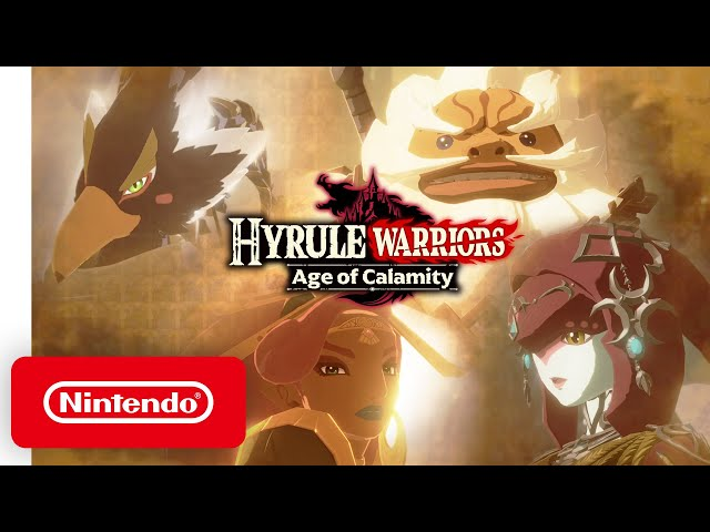 Hyrule Warriors Age Of Calamity Review A Worthy Prequel Pocket Tactics