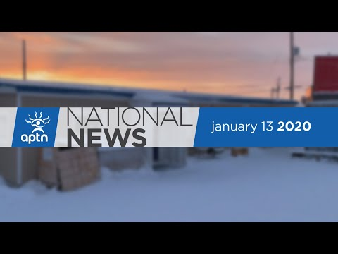 APTN National News January 13, 2020 – State of housing in the North, Family gets degree together