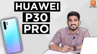 Huawei P30 Pro: Hindi Review: Should You Buy It In India? Hindi हिन्दी