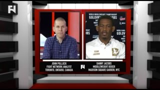 "Daniel Jacobs Pre-Fight Interview on Gennady Golovkin - ""I Don"
