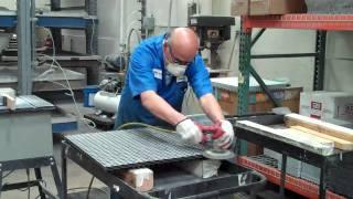 Tile Sanding Operation.MP4