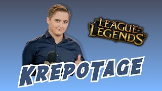 KrepoTage - Pro Player and Analyst - Not that Skumbag