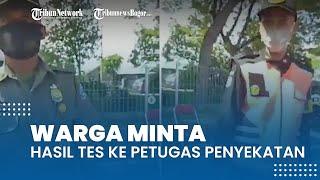 Viral Video Warga Minta Hasil Tes Swab Petugas Penyekatan di Suramadu, Polda Jatim Buka Suara