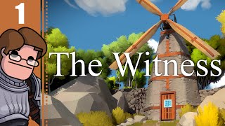 Let's Play The Witness Part 1 - The Segregation Vault
