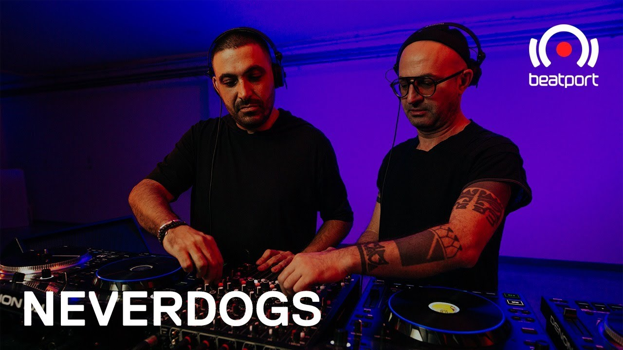 Neverdogs - Live @ Denon DJ x Beatport LINK'd Sessions 2021