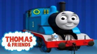 Thomas and Friends играем за Новый паровозик девочку Belle открываем пакетики с Игрушками