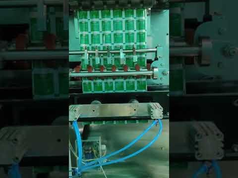 Multi Track-600 Liquid Machines