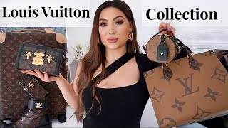 So Much Louis 🤩 My Entire Louis Vuitton Collection- Bags, Shoes, Accessories & RTW
