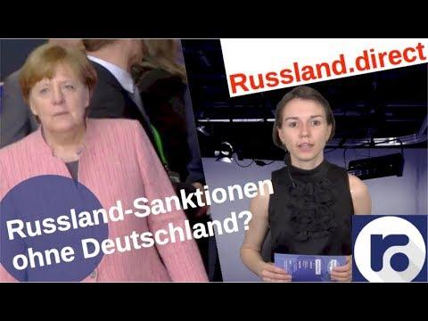Russlandsanktionen – ohne Deutschland! [Video]