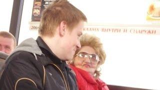 Сумаcшедшая бабка