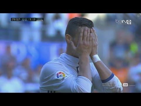 Cristiano Ronaldo vs Alavés (Away) 16-17 HD 720p (29/10/16) Alaves vs Real Madrid 1-4
