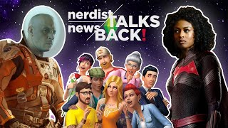 Nerdist News Talks Back! New Batman Show, Fast & Furious in space, The Sims coming to TV, and more!