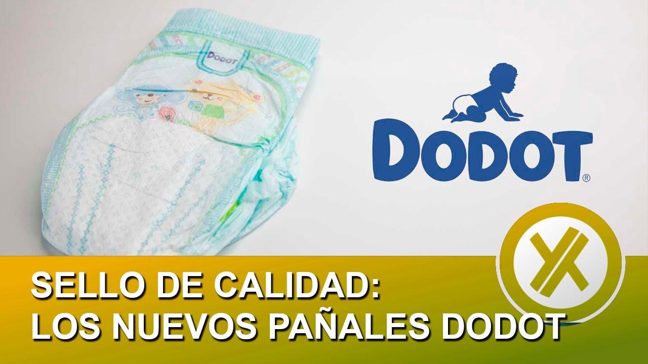 ¿Qué nos han parecido los nuevos pañales Dodot? - Sello de calidad