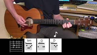Alright For Now - Acoustic Guitar - Tom Petty